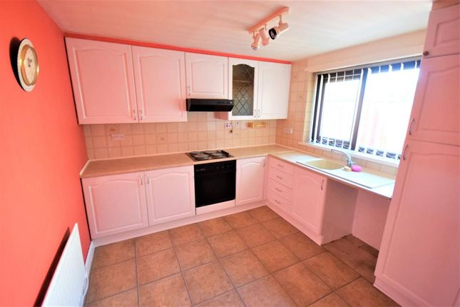 Dining Kitchen of Scarfell Close, Peterlee SR8