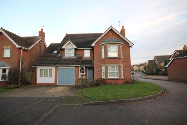 Thumbnail Property to rent in Hawthorn Drive, Uppingham, Oakham