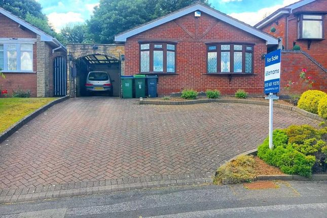 Thumbnail Bungalow for sale in Wyndmill Crescent, West Bromwich, West Midlands