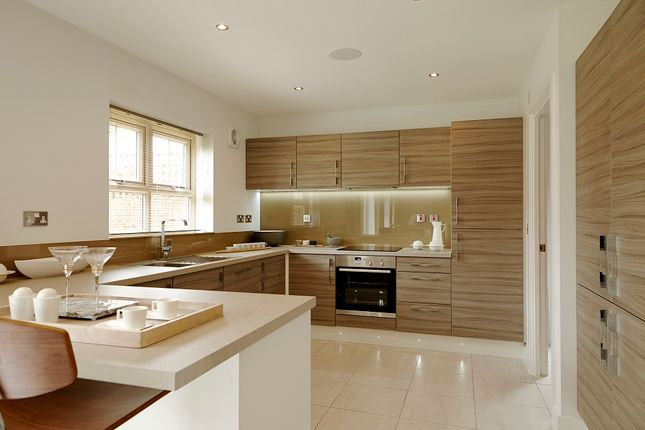 Thumbnail Detached house for sale in The Valencia, Bracken Hill, Wakefield Road, Ackworth