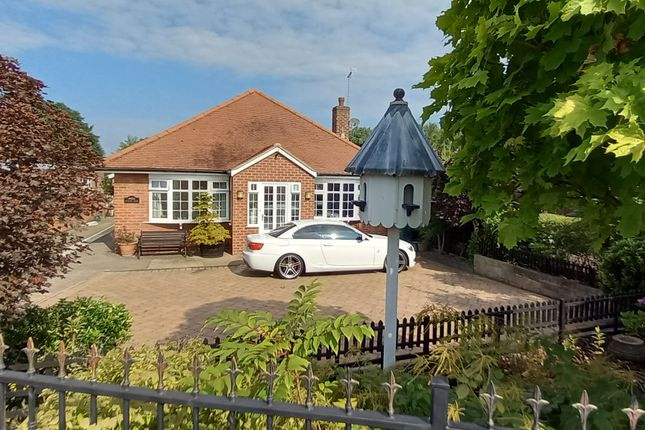 Thumbnail Bungalow for sale in Station Road, Ollerton, Newark