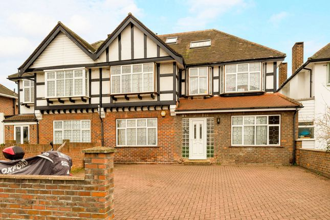 Thumbnail Detached house for sale in Robin Hood Way, Kingston Vale, London