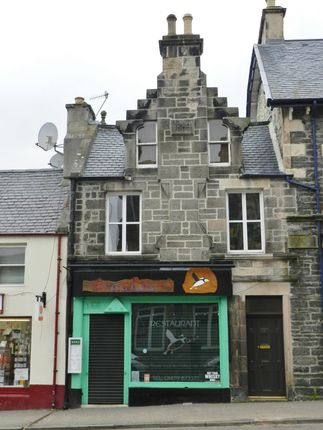 Thumbnail Duplex for sale in High Street, Grantown-On-Spey