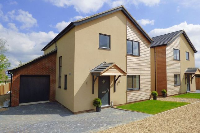 Thumbnail Detached house for sale in Millers Close, Ruardean Hill, Drybrook