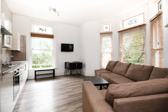Thumbnail Flat to rent in Osborne Avenue, Jesmond, Newcastle Upon Tyne