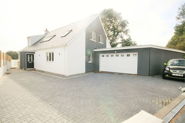 Thumbnail Detached house for sale in La Route D'ebenezer, Trinity, Jersey