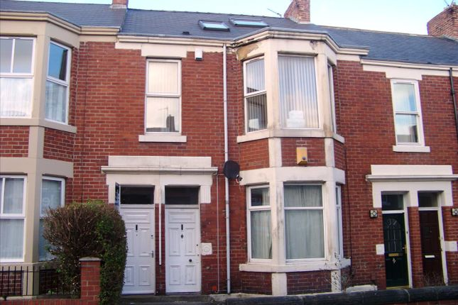 Thumbnail Maisonette for sale in Warton Terrace, Heaton, Newcastle Upon Tyne