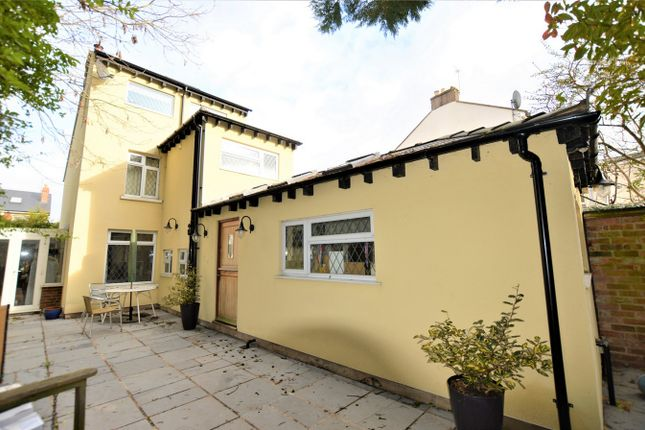 Thumbnail Detached house for sale in London Road, Charlton Kings, Cheltenham