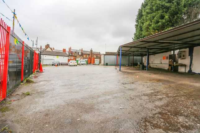 Thumbnail Land to let in Hunters Road, Birmingham