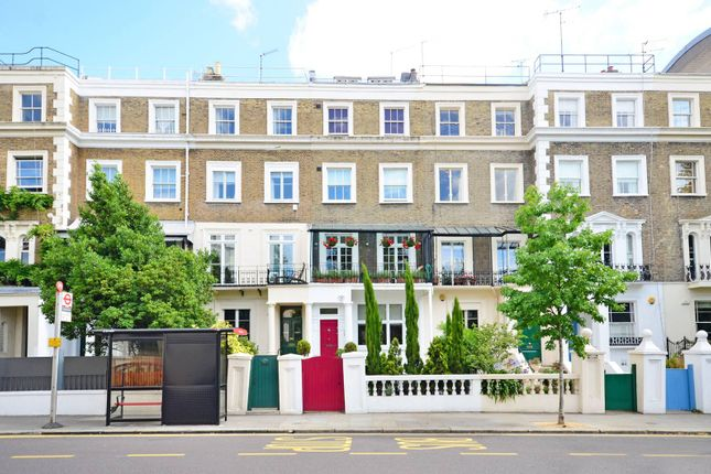 Thumbnail Terraced house for sale in Kensington Park Road, Notting Hill