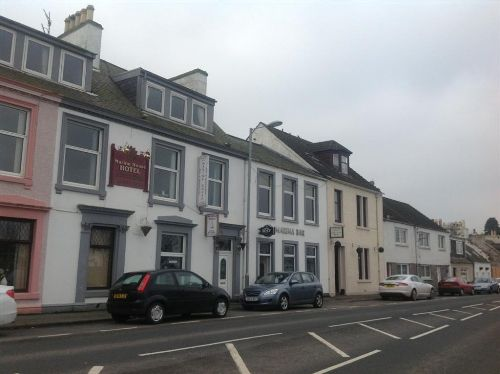 Thumbnail Terraced house for sale in Stranraer, Dumfries & Galloway