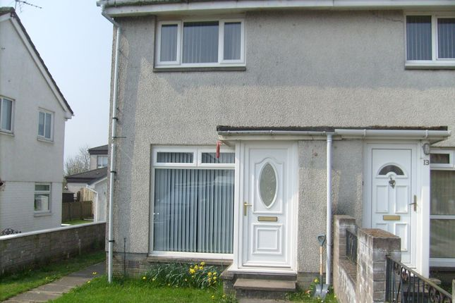 Thumbnail Semi-detached house for sale in Erskine Way, Shotts