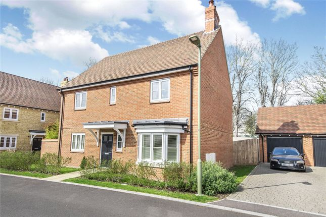 Thumbnail Detached house for sale in Woodbank, Witney, Oxfordshire