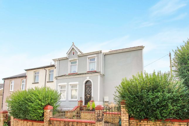 Thumbnail End terrace house for sale in Tredegar Road, Ebbw Vale