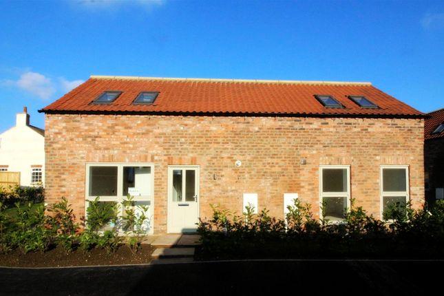 Thumbnail Detached house for sale in Corner Farm Drive, Main Street, Brandesburton