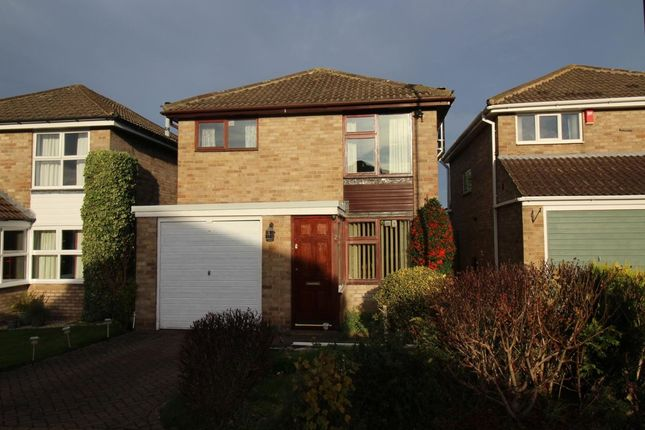 Thumbnail Detached house for sale in Dalewood Walk, Stokesley, Middlesbrough