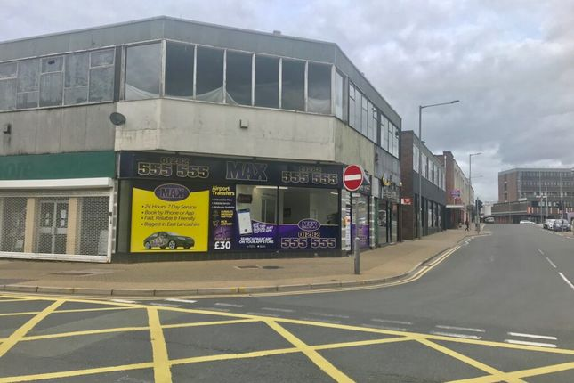 Thumbnail Retail premises to let in Croft Street, Burnley