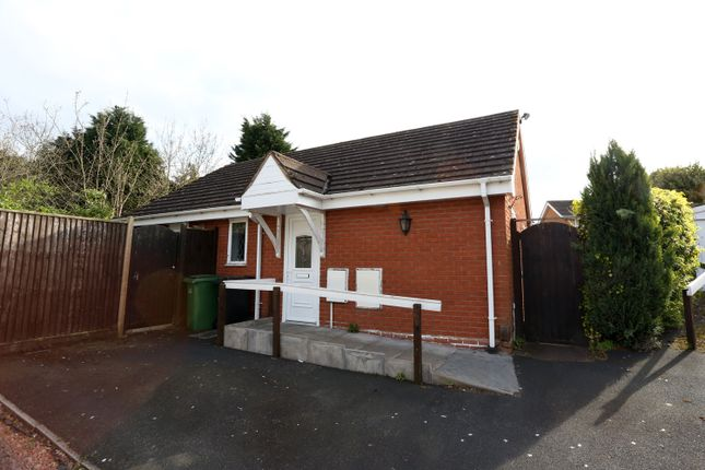 Thumbnail Bungalow for sale in Nuthatch Drive, Brierley Hill