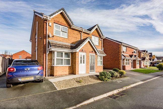 2 bed semi-detached house for sale in Waltersgreen Crescent, Golborne, Wigan WA3
