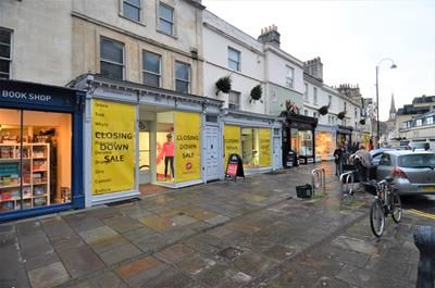 Thumbnail Restaurant/cafe to let in 84 Walcot Street, Bath, Bath And North East Somerset