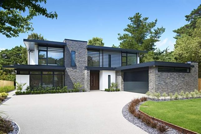 Thumbnail Detached house for sale in Nairn Road, Canford Cliffs, Poole, Dorset