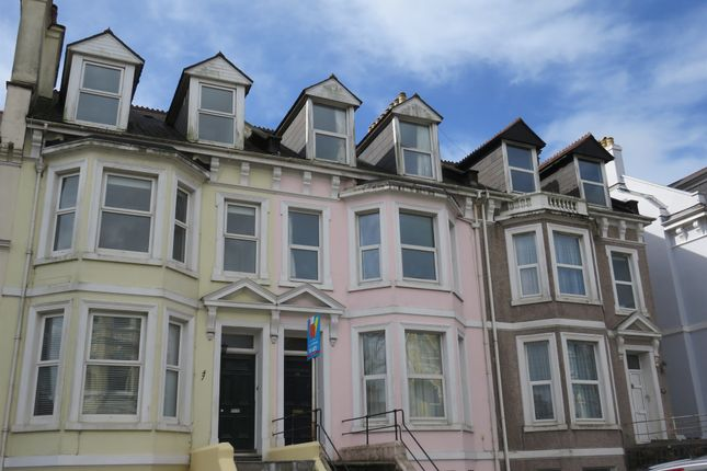 Thumbnail Flat for sale in Valletort Road, Stoke, Plymouth