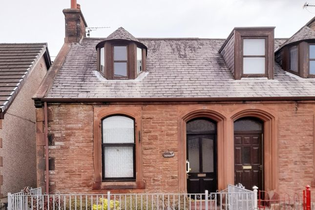 2 bed semi-detached house for sale in 61 Queen Street, Lochmaben DG11
