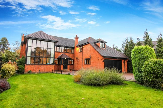 Thumbnail Detached house for sale in Greystoke Park, Gosforth, Newcastle Upon Tyne