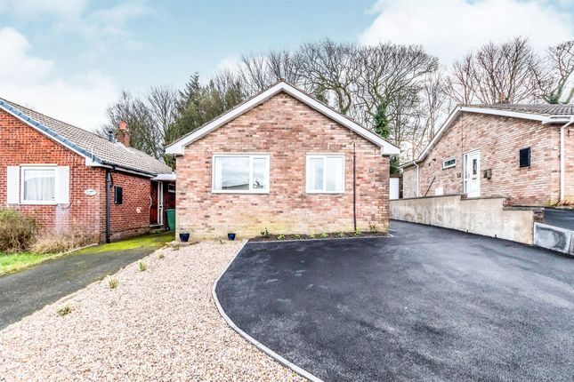 Thumbnail Detached bungalow for sale in Thick Hollins Drive, Meltham, Holmfirth