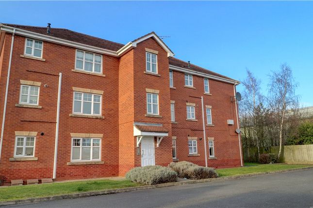2 bed flat for sale in Brush Drive, Loughborough, Leicestershire LE11