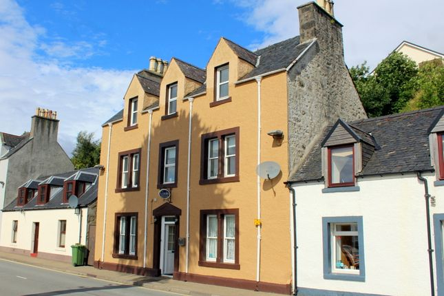 Thumbnail Hotel/guest house for sale in Coolin View Guest House, 2 Bosville Terrace, Portree, Isle Of Skye
