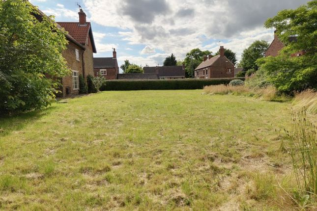 Thumbnail Land for sale in High Street, Burton-Upon-Stather, Scunthorpe