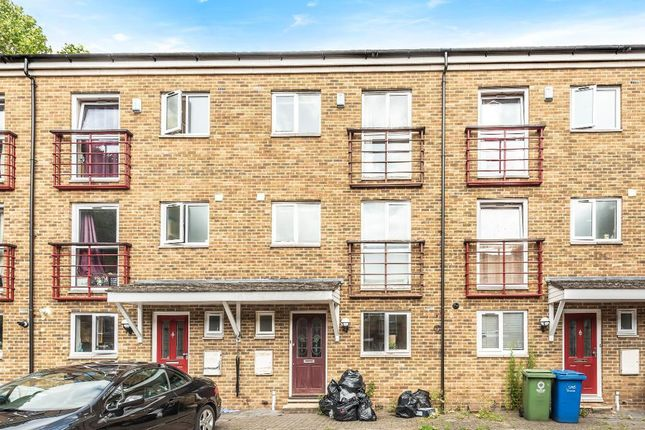 Thumbnail Terraced house for sale in Plough Way, Surrey Quays, London