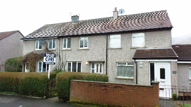 Thumbnail Terraced house to rent in Dumbrock Road, Strathblane