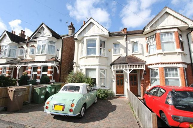 Thumbnail Semi-detached house for sale in Taylor Road, Wallington