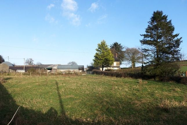 Thumbnail Detached house for sale in Dan Y Capel, Rhydargaeau, Carmarthen, Carmarthenshire.