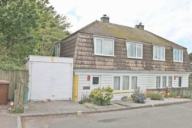 Thumbnail Semi-detached house to rent in Pellew Road, Falmouth