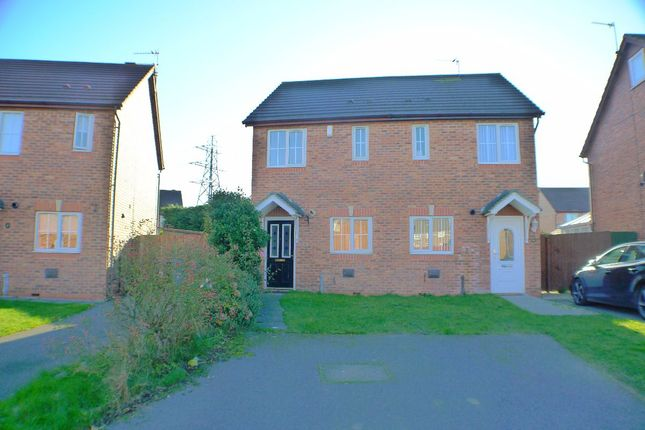 Thumbnail Semi-detached house to rent in Yoxall Drive, Kirkby, Liverpool