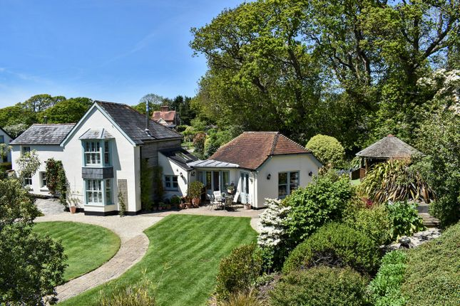 Thumbnail Detached house for sale in Lymore Lane, Milford On Sea, Lymington