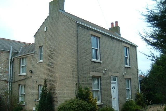 Thumbnail Detached house to rent in Station Road, Longstanton