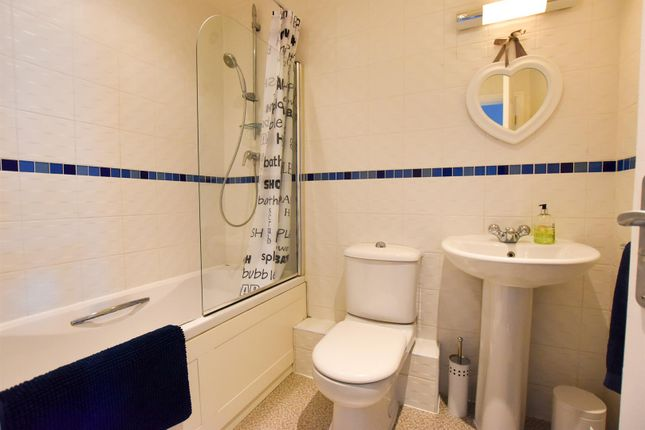 # Bathroom of Medway Court, Aylesford ME20