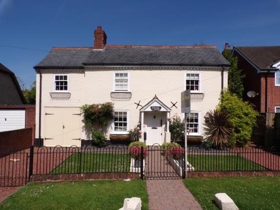 Thumbnail Detached house for sale in Cadnam, Southampton, Hants