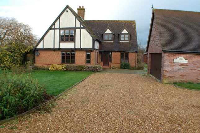 Thumbnail Detached house to rent in Silver Street, Godmanchester, Huntingdon