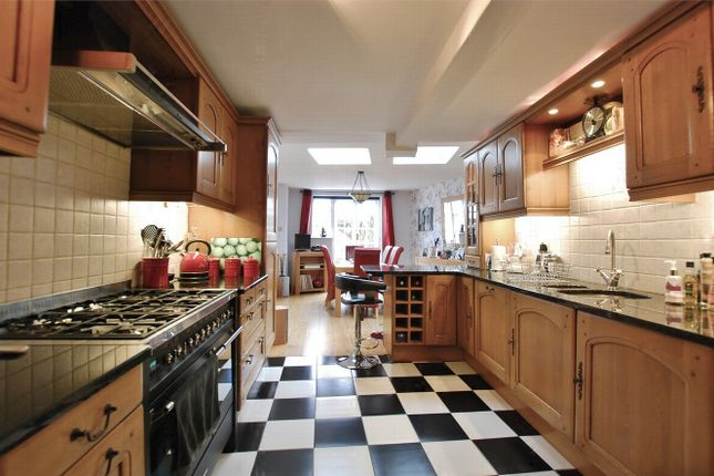 Thumbnail End terrace house for sale in Bridge Street, Coggeshall, Essex