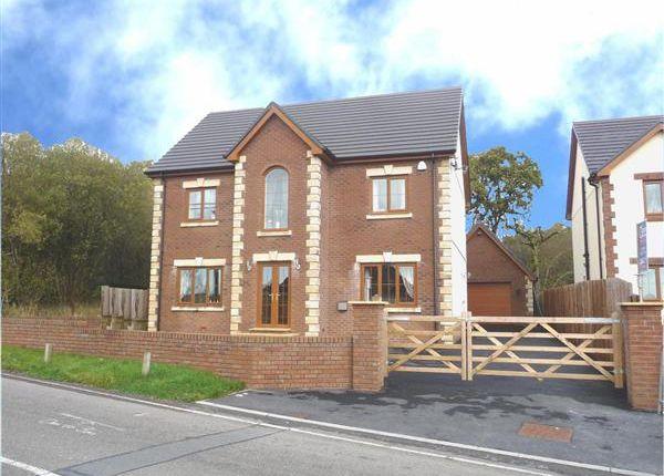 Thumbnail Detached house for sale in Rosebank, Heol-Y-Foel, Foelgastell, Llanelli