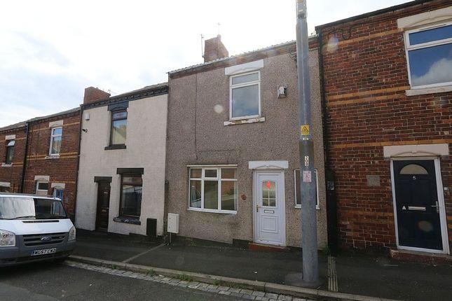 Thumbnail Terraced house for sale in Warren Street, Hartlepool, Durham