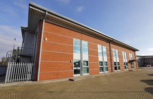 Thumbnail Office to let in Ground Floor Offices, Unit 18, Easter Park, Lenton Lane, Nottingham