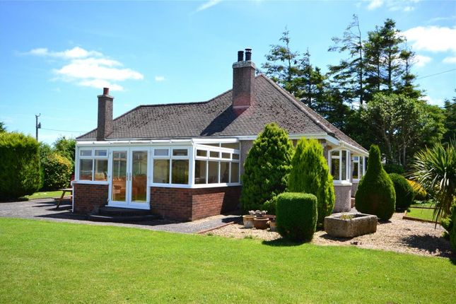 4 bed detached bungalow for sale in Dupath Road, Callington, Cornwall