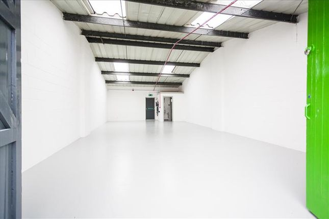 Light industrial to let in Compass Network Centre, Spindus Road, Speke, Liverpool, Merseyside
