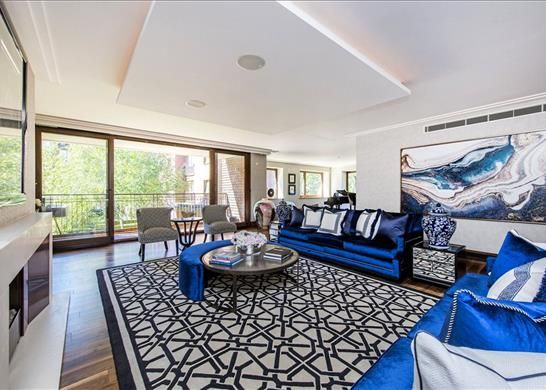 Thumbnail Flat for sale in Maple Court, 49 The Bishops Avenue, London